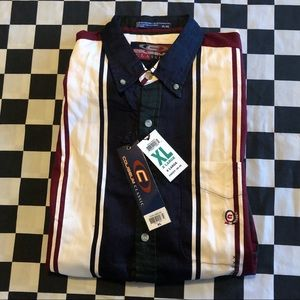 Coliseum Classic Button Up Polo